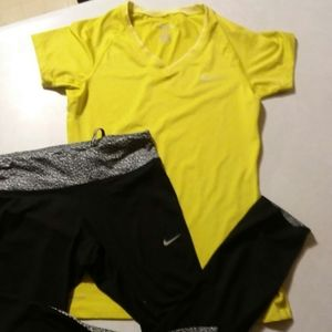 Nike athletic outfit